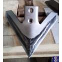 Лапа бронированная Wil-Rich John Deere 230 мм