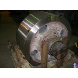восстановление роликов для цементной промышленности